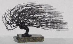 bonsai tree sculpture - Recherche Google