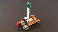 Pi PoE HAT with camera module