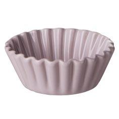 Forma do pieczenia falowana 13cm róż_19,90 PLN Ribonned pie form 13cm pink