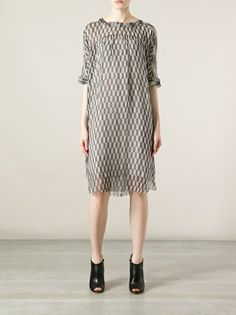 ISABEL MARANT ÉTOILE - printed dress 12