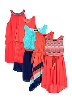 Amy Byer Spring Sister Dress Collection Girls 7-16