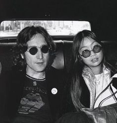 Lennon et May Pang