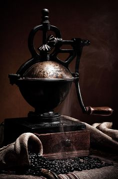 """500px / Photo """"Coffee Mill"""" by Francisco Arroyo"""