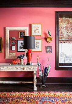 How To Make A Bold Entryway | Domino