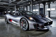 #Amazing #Jaguar C-X75