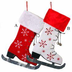 Ice Skating Stockings