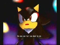 Shadow the Hedgehog Heroic | Shadow the Hedgehog - Slightly Dark - Hero Ending - YouTube