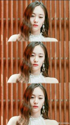 Jessica & Krystal, Krystal Jung, Bride Of The Water God, Stupid Girl, Sulli, Seohyun, The Most Beautiful Girl, Girl Crushes, Kpop Girls