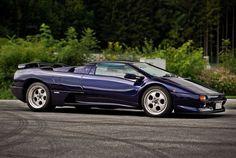 Lamborghini Diablo...