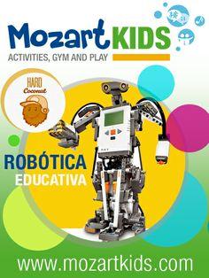 Un plan niños diferente en Madrid taller robótica educativa