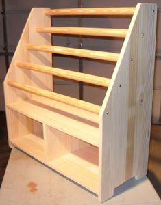 Child's Bookshelf/Sling #1 by ~Hearte42 on deviantART
