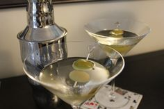 The Classic Martini. Yes, that means Gin.