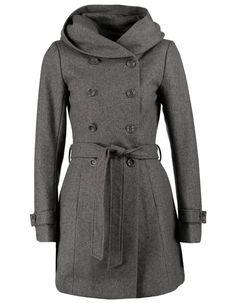 Manteau femme hiver gris Only                                                                                                                                                                                 More