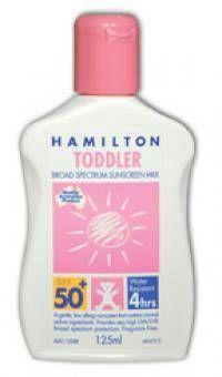 Hamilton Toddler Çocuk Güneş Losyonu SPF 50+ ürünü ile güneşin zararlı etkisini en aza indirerek cilt yapınızda oluşabilecek problemlerin önüne geçebilirsiniz. Ayrıca dilerseniz diğer Hamilton ürünlerinin detaylarını http://www.narecza.com/hamilton adresinden inceleyebilirsiniz. #hamilton #güneş #bakımı #losyon #krem #spf #ciltbakımı #güneşkoruyucu #hamiltongüneş #hamiltonürünleri