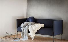 Høie of Scandinavia - Lounge, Couch, Blanket, Bedroom, Furniture, Home Decor, Chair, Rome, Airport Lounge