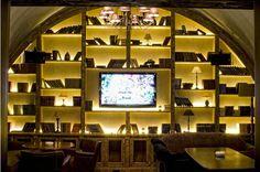 Courchevel Restaurant / Куршевель Ресторан by Megre Interiors , via Behance
