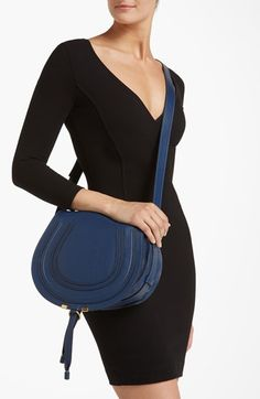 Chlo¨¦ \u0026#39;Marcie\u0026#39; Leather Crossbody Bag | Nordstrom | bags bags bags ...