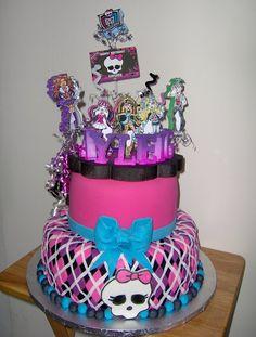 Monster High Cake birthday-ideas