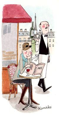 Paris comme dans un film