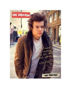Harry for the Universal posters !! I can't breath