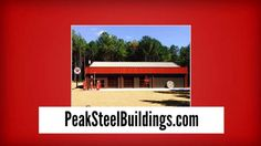 http://www.peaksteelbuildings.com Peak Steel Buildings, LLC provides metal buildings and structural design for a broad range of residential and commercial needs including Garages, Workshops, Riding Arenas, Barns, Airplane Hangars, RV Storage, Self-Storage, Commercial Warehousing, Retail Space and Office Warehouse. Located in Madison, Georgia, we deliver metal buildings from multiple shipping locations all across the United States. So whether you�