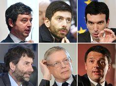 Umberto Marabese : Franceschini, Martina, Cuperlo, Orlando: Sfida a R...