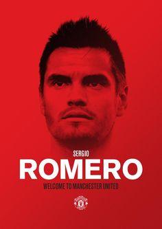 Welcome to #mufc, Sergio Romero! #WelcomeRomero