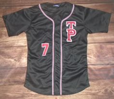 Texas Prospects Baseball designed this custom jersey and Tyler Athletics in Tyler, Texas created it for the team! http://www.garbathletics.com/blog/prospects-baseball-custom-jersey-2/ Create your own custom uniforms at www.garbathletics.com!