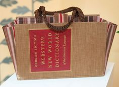 Book purse by Topeka & Shawnee County Public Library, via Flickr