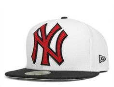 NEW ERA x MLB「Felt New York Yankees」59Fifty Fitted Baseball Cap