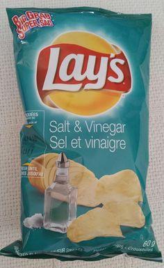 The Chip Report: Lay's Canada Salt & Vinegar