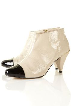 Cap-toed boots of my dreams.