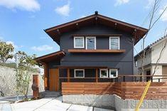 家族をしっかり守る家 - 木の住まい施工事例|シーエッチ建築工房:兵庫・大阪で木や自然素材の新築・リフォームなら
