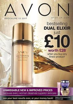 Avon Campaign 13 2017 UK Brochure Online - shop Avon online and get delivery to your door in three to five days. Brochure Online, Avon Brochure, Natural Lips, Natural Glow, Avon Products, Cream Concealer, Avon Online, Lip Oil, Avon Representative