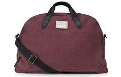 Canvas Daytripper Bag / Bordeaux