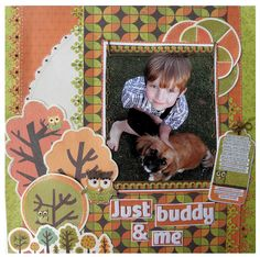 Bixies Planet: Kaisercraft Layouts to post Woods, Planets, Layouts, Card Making, Scrapbooking, Paper Crafts, Collections, My Favorite Things, Day