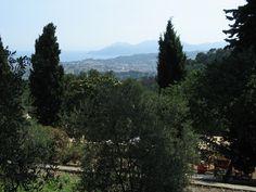 garden view to sea,