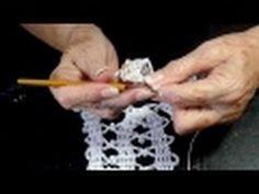Secretos del Encaje de Burgos o brujas a Crochet. 2 motivos .