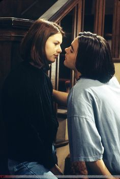 Angela Chase and Jordan Catalano, I still can't believe it was cancelled after one season.