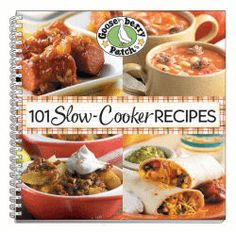 Love Slow Cooker Recipes! @Gooseberry Patch