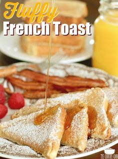 Fluffy French Toast recipe from The Country Cook