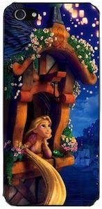 Tangled Princess Rapunzel iPhone 5 Case