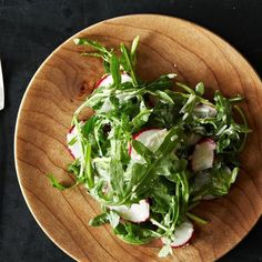 Radish and Arugula Salad with Pecorino and Lemon Recipe on Food52 recipe on Food52
