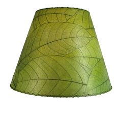 Defineyourspace.com  leaf lampshades