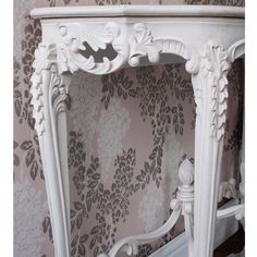 Marie Antoinette White Console Table French Bedroom Company