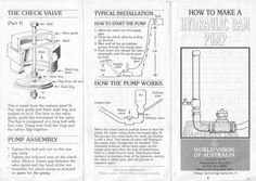 Plumbing Diagram for Pool, How To Make A Hydraulic Ram Pump To Pool Pump System Plumbing Diagrams With Typical Installation: Pool Pump System Plumbing Diagrams