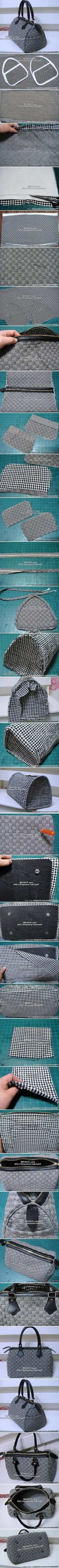 Sac à main de Nice à la mode Projets de bricolage bricolage | UsefulDIY.com par batjas88