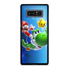 Vendor: Camoucase Type: Samsung Galaxy Note 8 Case Price: 14.90  This premium YOSHI MARIO #1 Samsung Galaxy Note 8 Case is from strong hard plastic or silicone rubber in black or white color. This case shall give protection and cool style to your phone. Every single case is printed using best printing machine to provide highest quality image. It is easy to snap in and install the case. The case will covers the back sides and corners of phone from scratches and crashes together with wonderful… Samsung Galaxy Note 8, Galaxy S8, S8 Plus, Silicone Rubber, High Quality Images, Yoshi, Mario, Cool Style, Printing
