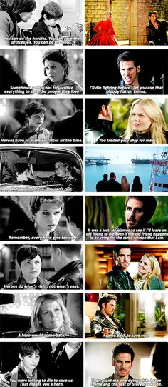 I did think of Hook as a hero, but I didn't realize how much of one he was until now :3