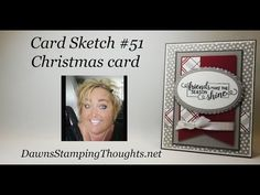 Hi Stampers, Happy Thursday friends ! Here are more swaps I made for Onstage in Orlando . I used the Card Sketch . When I made this card a few weeks ago HERE I fell in love with the colors and the layout so I made a bunch of them for swaps . Fun Fold Cards, Folded Cards, Birthday Cheers, Birthday Cards, Company Christmas Cards, Dawns Stamping Thoughts, Beautiful Christmas Cards, Xmas Cards, Holiday Cards